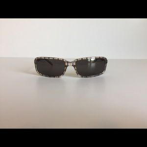 Burberry Accessories - Burberry Plastic Metal Frame Sunglasses with Case